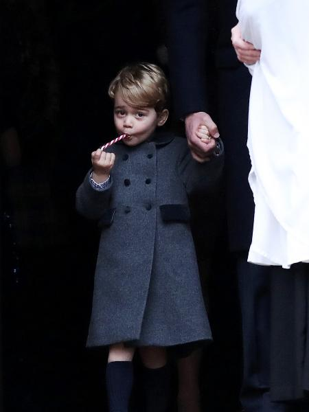 Príncipe George - Getty Images