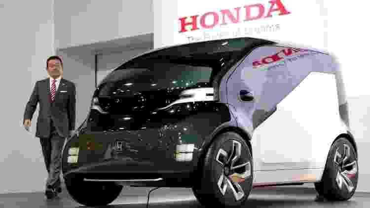 Honda NeuV: mobilidade para todas as idades e para todos os clientes, inclusive idosos e PCD - Toru Hanai/Reuters