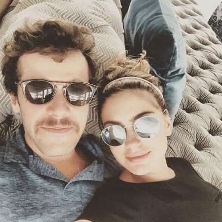 Jayme Matarazzo e Luiza Tellechea - Reprodução/Instagram/jaymematarazzo