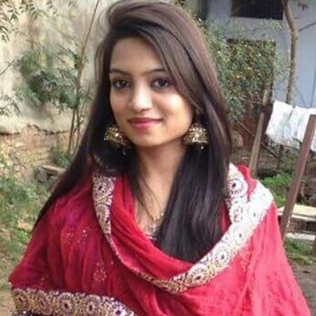 Afreen Rehman, da cidade de Jaipur, no estado do Rajastão - BBC