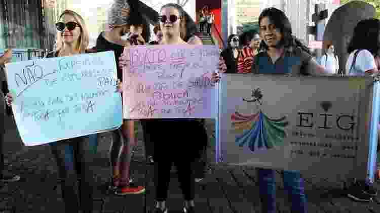 Hoje também há grupos de evangélicas que defendem a legalização do aborto - CDD - CDD