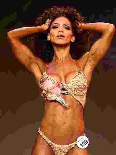 Elaine Babo - Dan Galic/WBFF