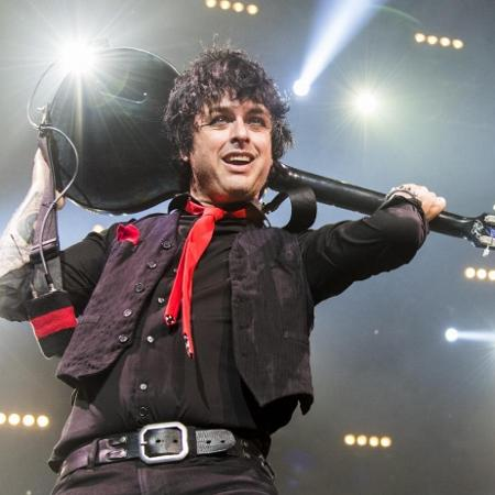 Billie Joe Armstrong, vocalista do Green Day - Erika Goldring/Getty Images