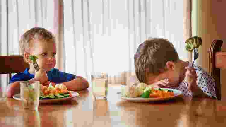 A síndrome é uma dificuldade generalizada de lidar com os limites, em relação à alimentação, aos horários, à aquisição de bens e a regras - iStock