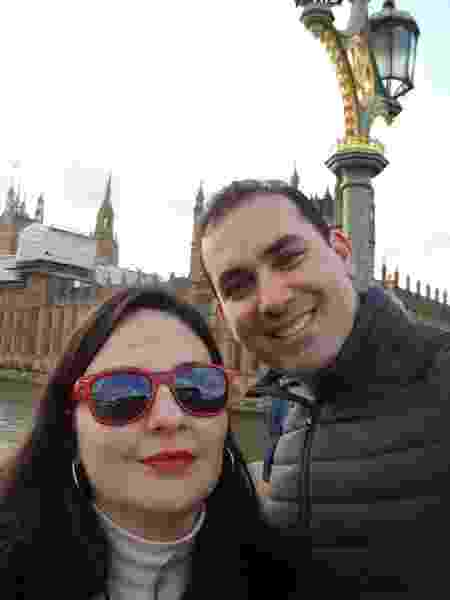 Laura e Cássio - Arquivo pessoal - Arquivo pessoal