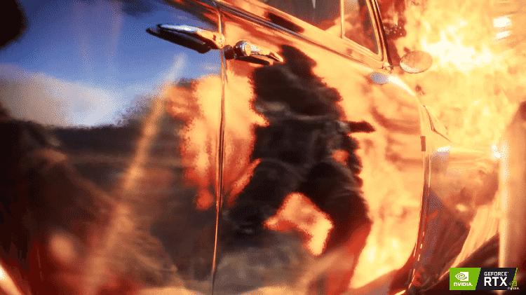 Battlefield V ficou incrível com a nova tecnologia e os mapas pareciam muito mais vivos - Reprodução