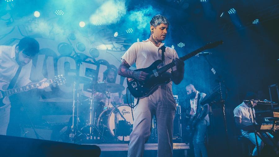 Lucas Silveira, líder da banda Fresno - Felipe Gabriel/UOL