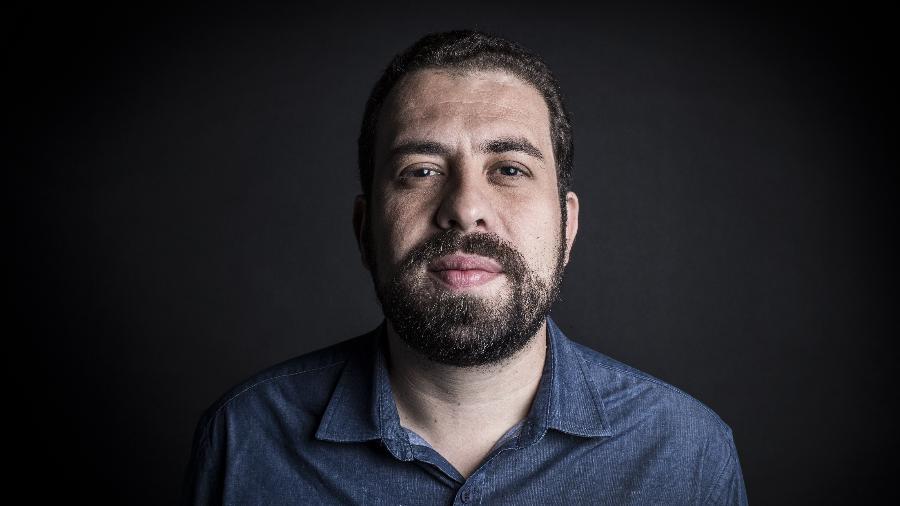 Guilherme Boulos - Lucas Lima/UOL