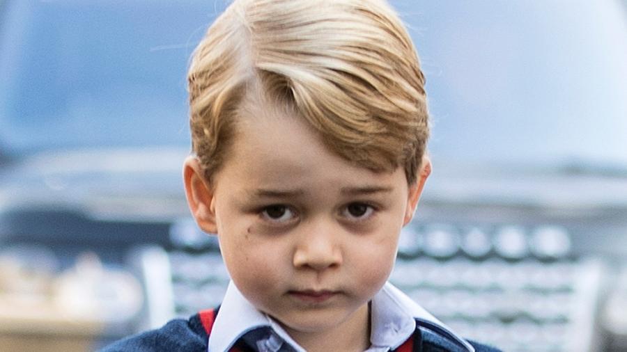Príncipe George de Cambridge - Getty Images