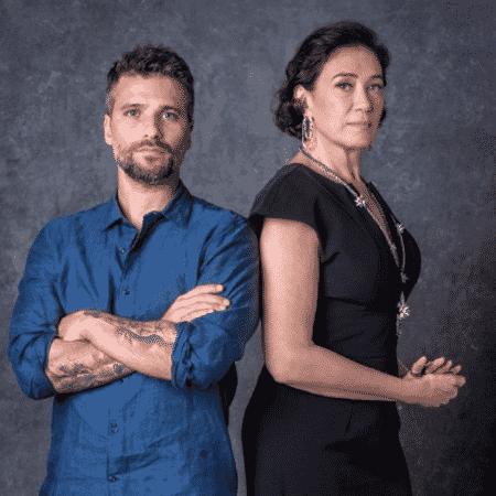 Bruno Gagliasso e Lília Cabral - Reprodução/Instagram