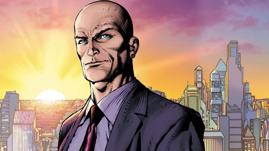 Lex Luthor dos quadrinhos - Reprodução