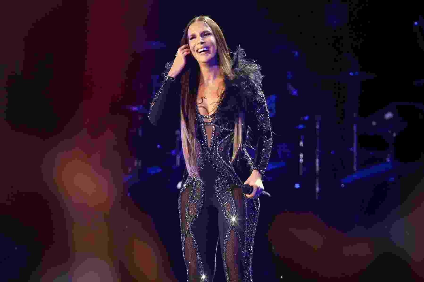 """Ivete Sangalo grava DVD """"Live Experience"""" em show no Allianz Parque - Manuela Scarpa/Brazil News"""