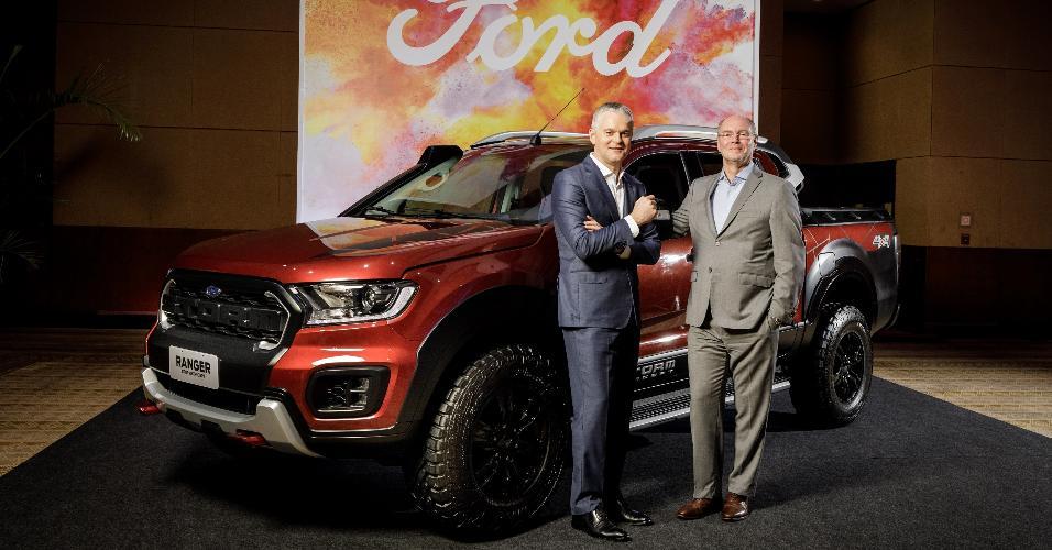 Ford confirma lançamento da Ranger Storm para o fim do ano que vem