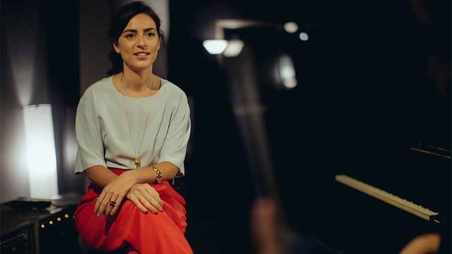 """Anna Setton lança """"Sim ou Não"""", de Djavan - Divulgação"""