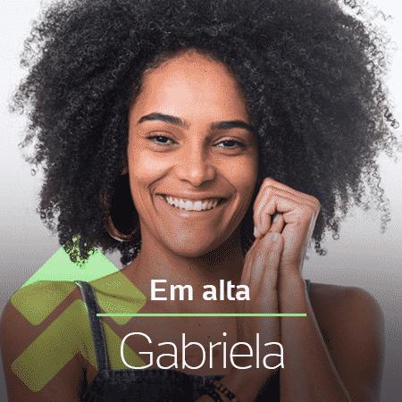 Gabriela alta - Arte/UOL - Arte/UOL