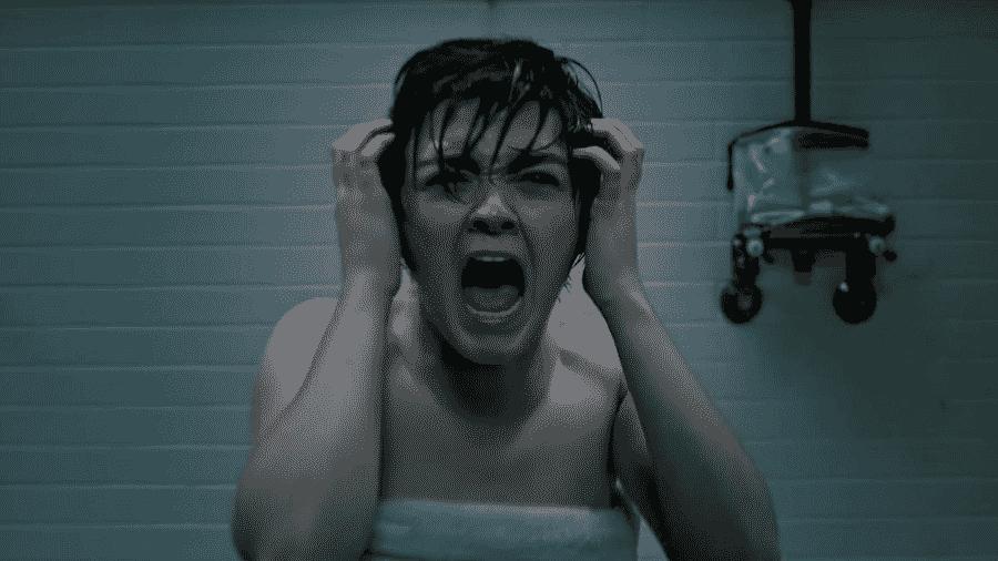 Maisie Williams em cena de Os Novos Mutantes - Reprodução