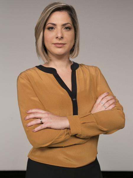 Daniela Lima é a contratação mais recente da CNN Brasil - Nadja Kouchi