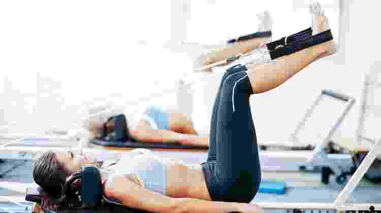 pilates - iStock - iStock