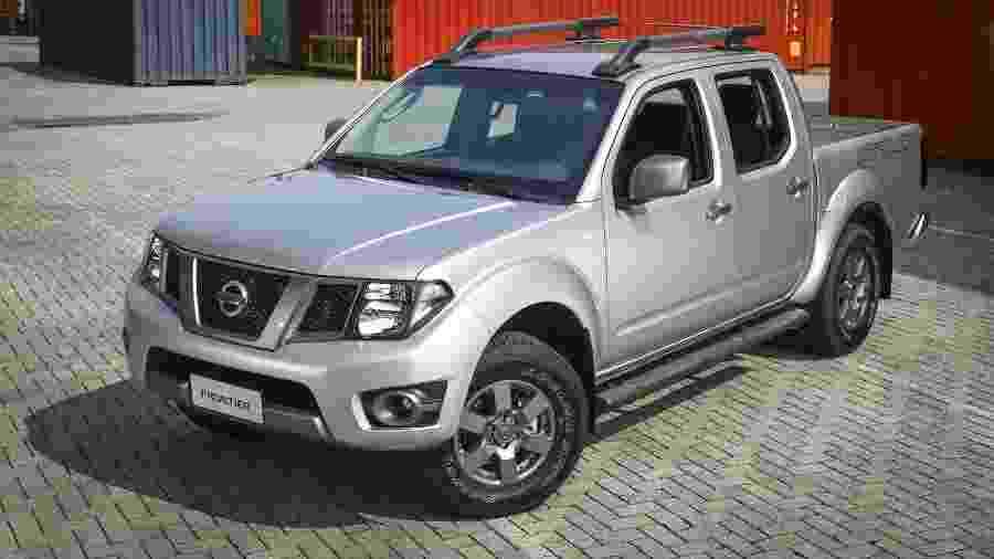 Nissan Frontier - Divulgação