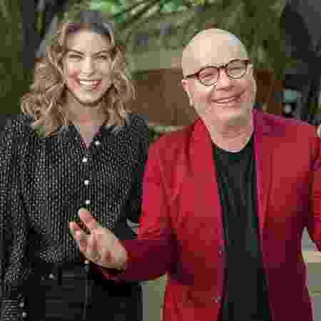 """Rita Lobo e Marcelo Tas no """"Provocações"""" - TV Cultura"""