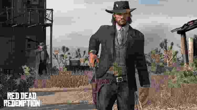 Red Dead Redemption Review 1 - Divulgação - Divulgação
