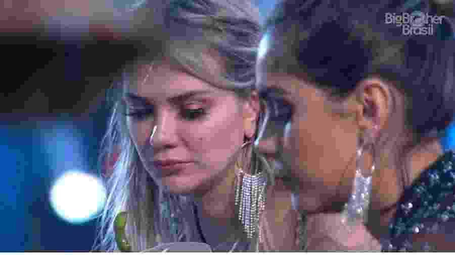 BBB 20: Gizelly e Marcela juntas em festa - Reprodução/Globoplay