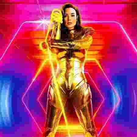 "Gal Gadot em nova foto divulgada de ""Mulher Maravilha 1984"" - Warner Bros. Pictures - Warner Bros. Pictures"