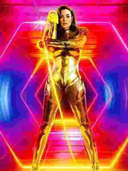"""Gal Gadot em nova foto divulgada de """"Mulher Maravilha 1984"""" - Warner Bros. Pictures"""