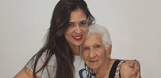 """Neta relata a rotina de avó com Alzheimer: """"Ela me esquece, mas eu não"""""""