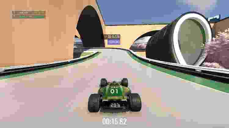 Trackmania 6 - Daniel Esdras/GameHall - Daniel Esdras/GameHall