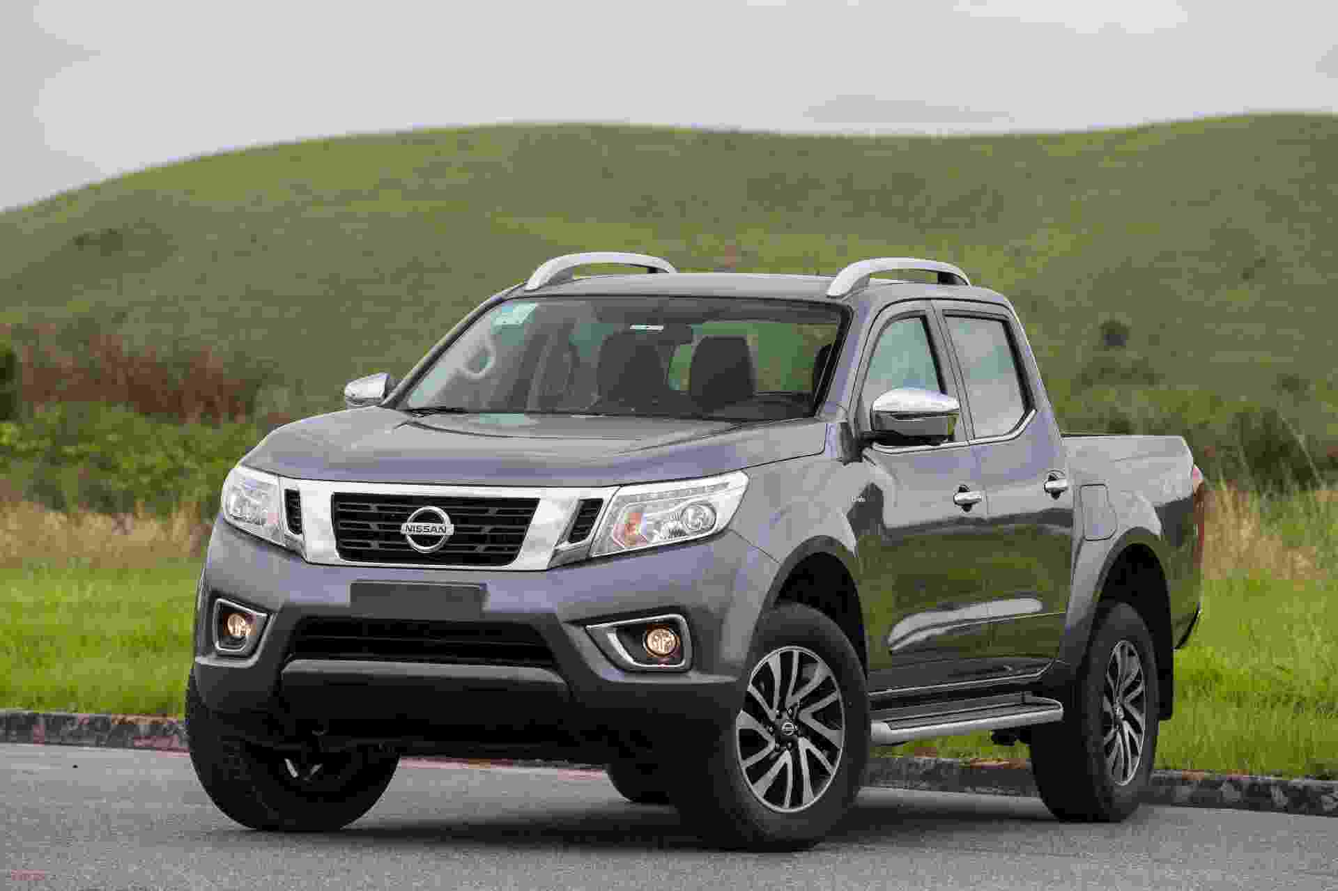 Nissan Frontier XE - Divulgação
