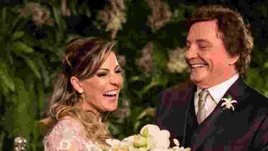 Fábio Jr. no casamento com Maria Fernanda Pascucci - Instagram