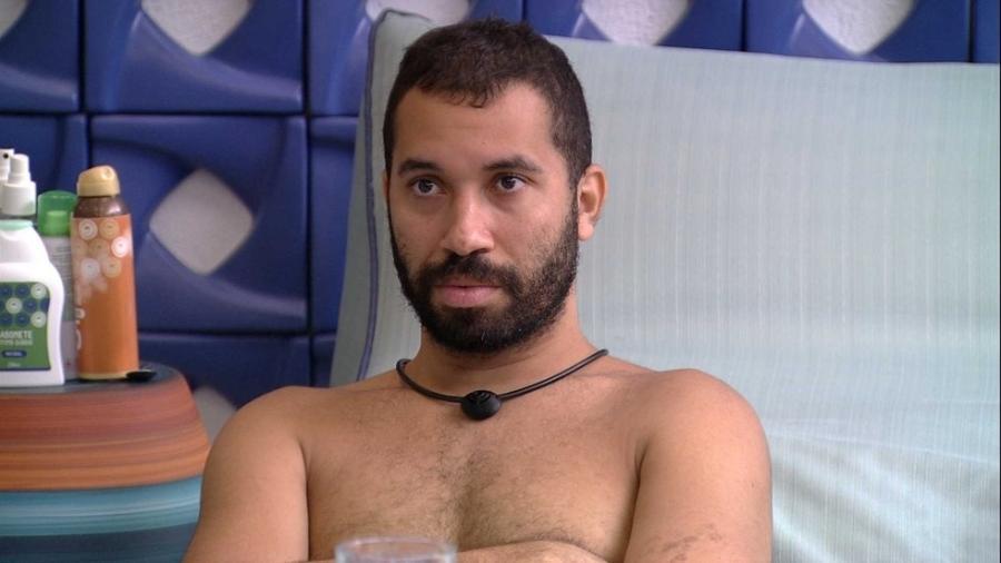 BBB 21: Gilberto critica comportamento de Juliette com Fiuk - Reprodução/Instagram