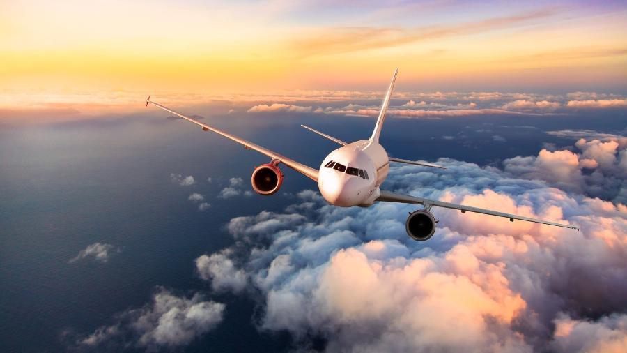 A Iata (Associação Internacional de Transportes Aéreos) pede ajuda dos governos para que setor recupere os prejuízos causados ela pademia - Getty Images/iStockphoto