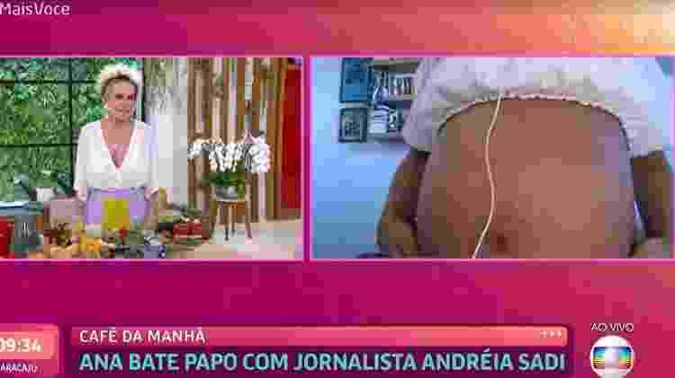 Sadi - Reprodução/TV Globo - Reprodução/TV Globo