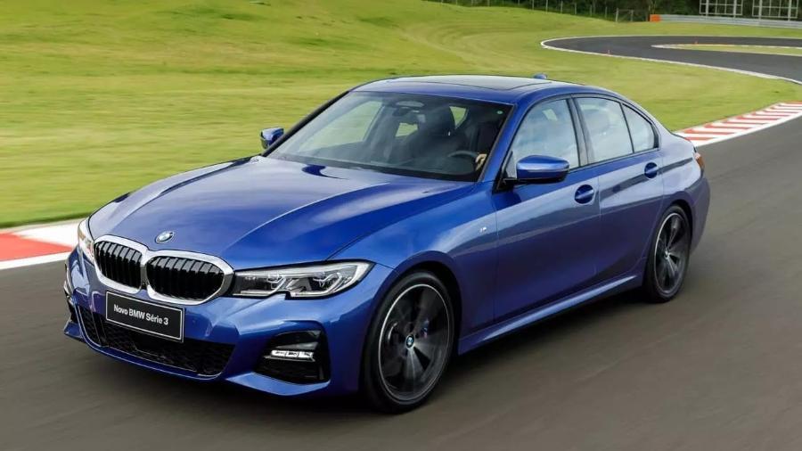 BMW 320i - Divulgação