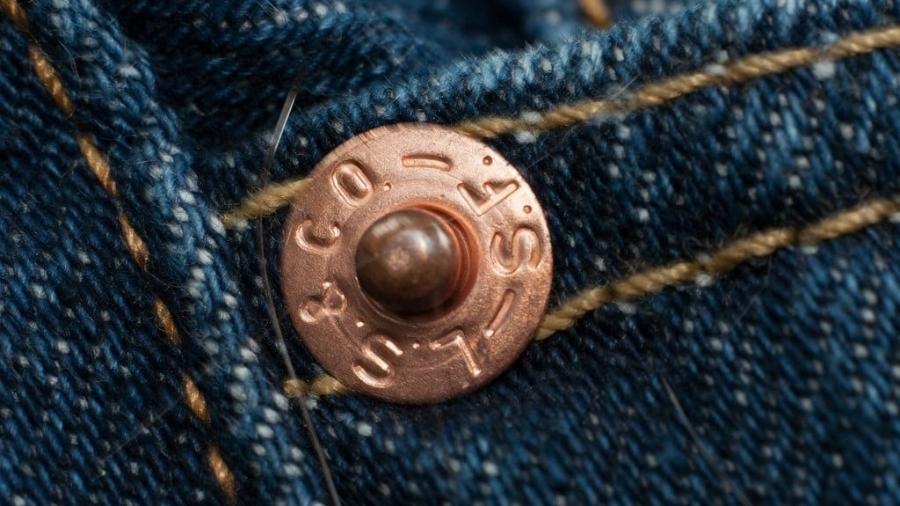 Rebite da calça jeans - Getty Images