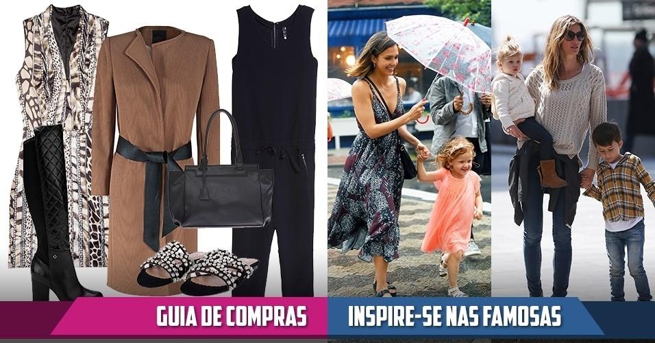 03b5fc6898 Fotos  Famosas inspiram looks para as mães curtirem festas com as ...