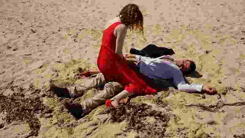 """Cena do filme """"É o Amor"""" - Divulgação"""