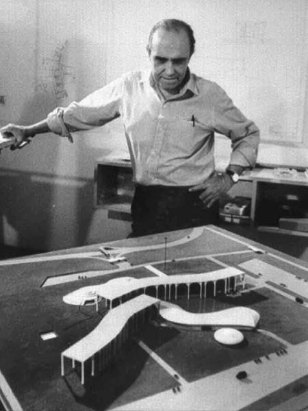 """""""Oscar Niemeyer: Vida e Obra - Arquitetura é invenção"""" - Divulgação"""