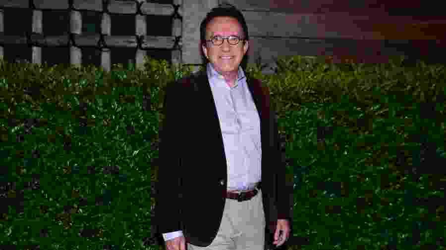 O ator e humorista Moacyr Franco - Leo Franco/AgNews