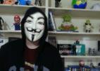 Zangado e criador de sua máscara mais famosa vão se encontrar - Divulgação