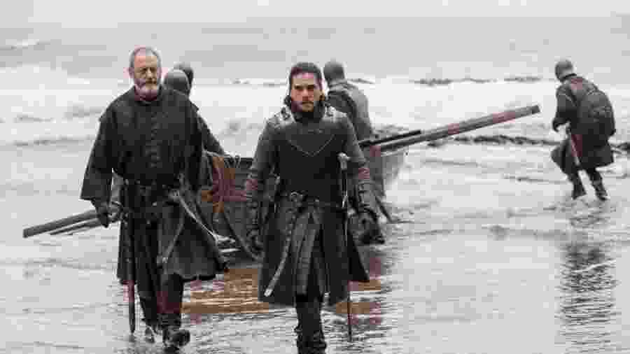 """Cena da série """"Game of Thrones"""" - Divulgação/HBO"""