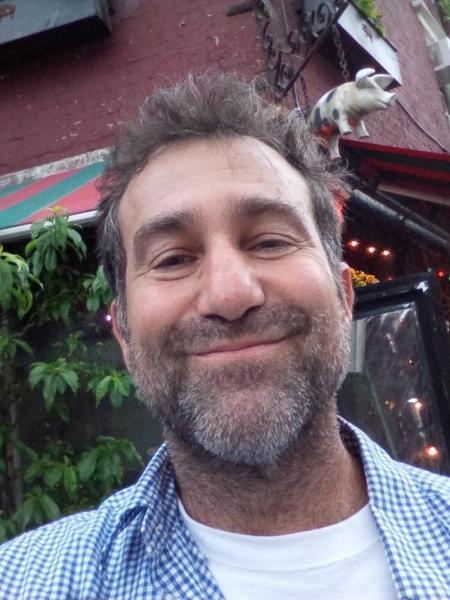 Ken Friedman, dono do Spotted Pig, restaurante badalado em NY - Reprodução/Facebook