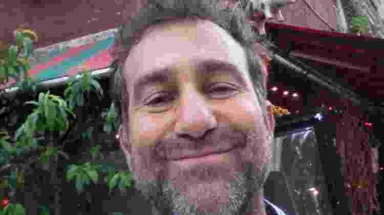 Ken Friedman - Reprodução/Facebook - Reprodução/Facebook