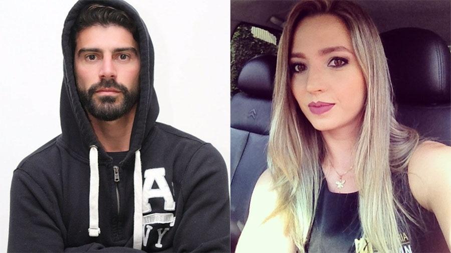 Radamés está namorando a judoca e empresária Caroline Furlan - Reprodução/Instagram