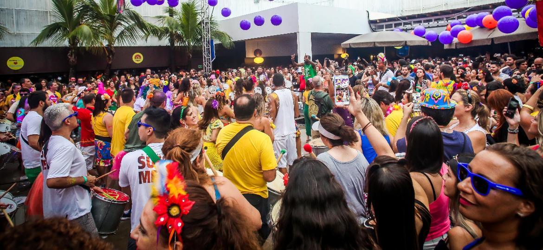 Bloco Bangalafumenga agita o pré-Carnaval em pleno domingão em São Paulo - Edson Lopes Jr./UOL