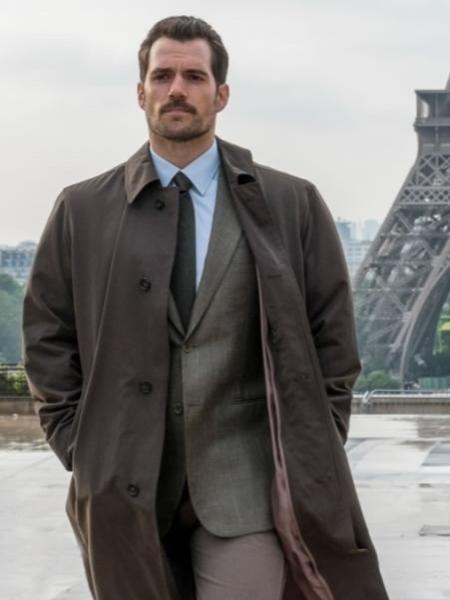 O ator Henry Cavill publicou declaração após ser criticado - Reprodução