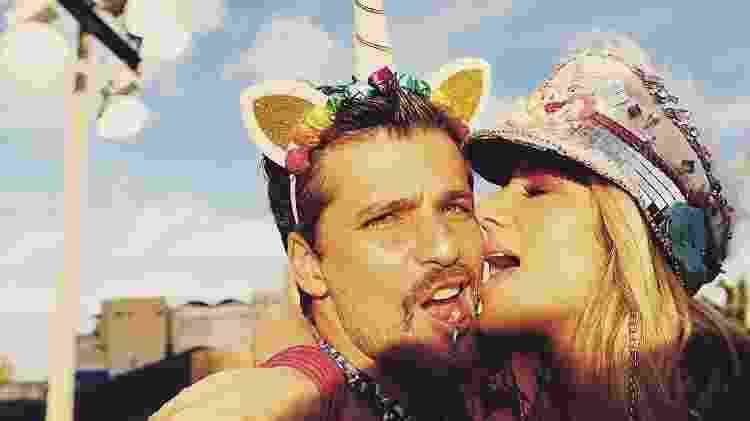 Bruno e Giovanna no Carnaval - Reprodução Instagram - Reprodução Instagram