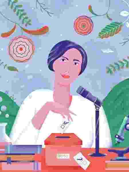 Bertha Lutz brigou pelo que acreditava em uma época em que mulheres precisavam pedir autorização dos maridos até para trabalhar fora de casa - Bárbara Malagoli